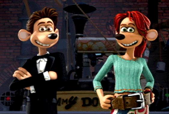 flushed away review gamesradar