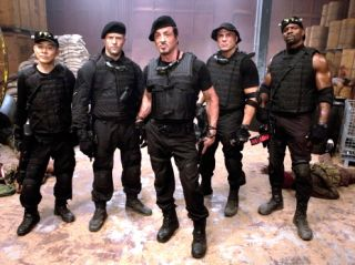 The Expendables - sound choice on Blu-ray