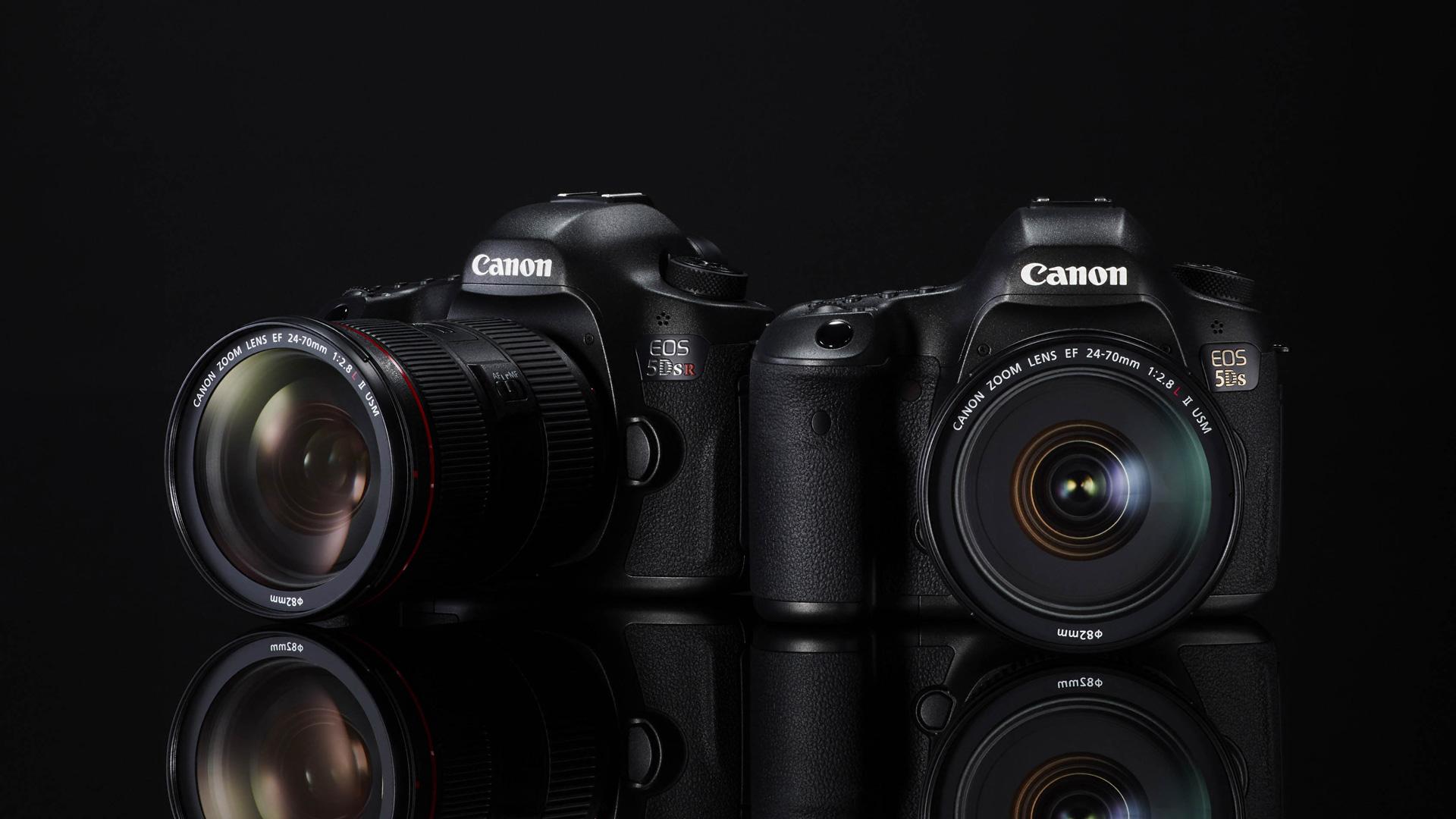 Canon EOS 5DS | TechRadar