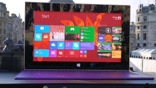 Hands on: Super-sized Surface 2 review