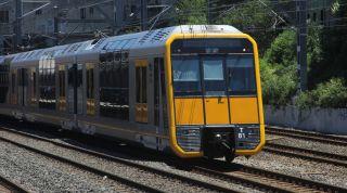 Cityrail train