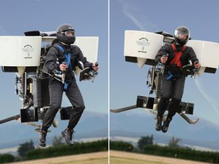 Martin Jetpack goes on sale soon - yours for a mere £60k or so