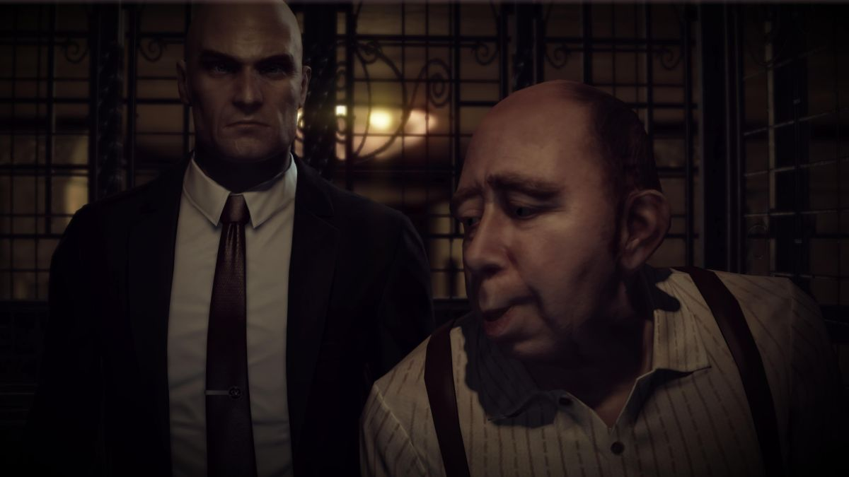 E3 2011 Hitman Absolution 8211 Bald Beautiful And Tearing Chicago A New One Gamesradar
