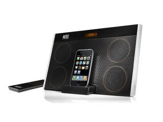 Altec s new inMotion Max iPod dock