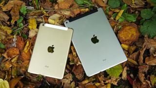 Tech Radar's iPad reviews are live