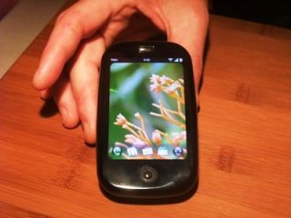 The Palm Pre - Apple is fine with it