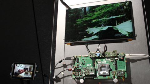 Nvidia Tegra K1 chip review
