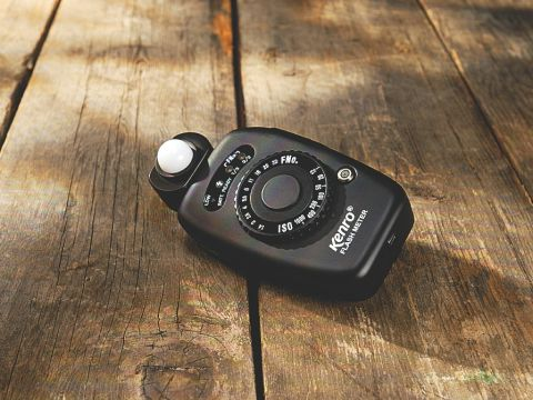 Kenro Flash Meter