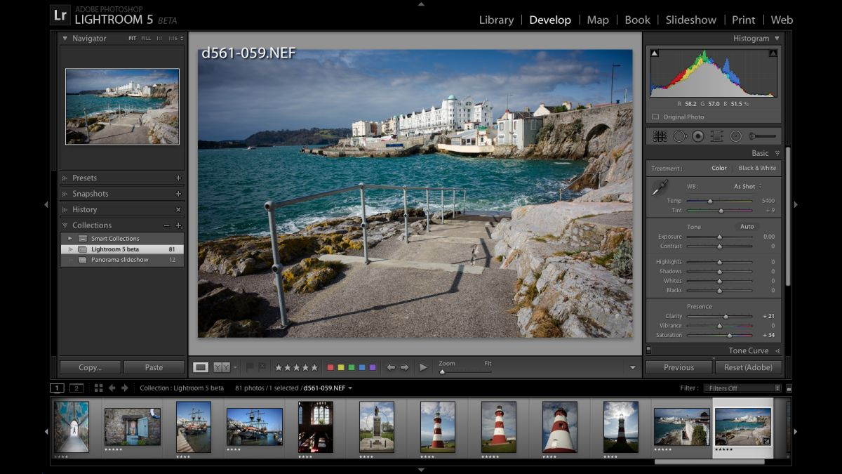 Compra Adobe Photoshop Lightroom 5