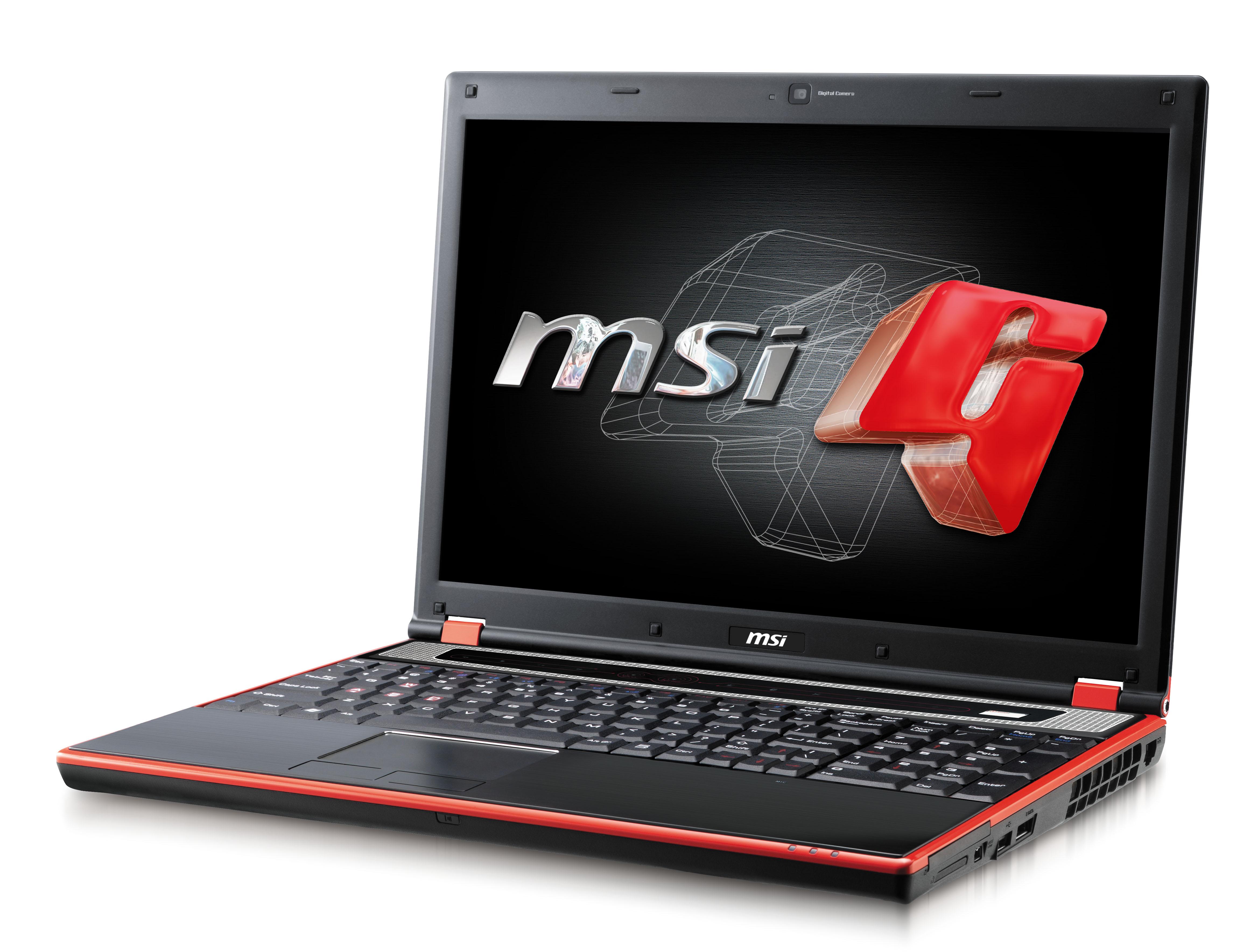 MSI GX740 Notebook ATI VGA Download Driver