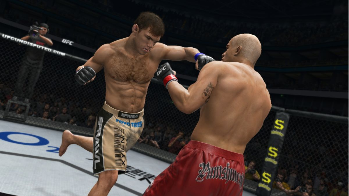 UFC Undisputed 3 beginners guide | GamesRadar+
