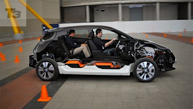 Ultra long-range electric cars possible but not viable says Nissan Engineer