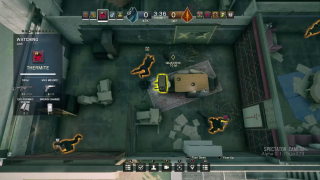 Rainbow Six Siege Spectator Cam trailer grab 2