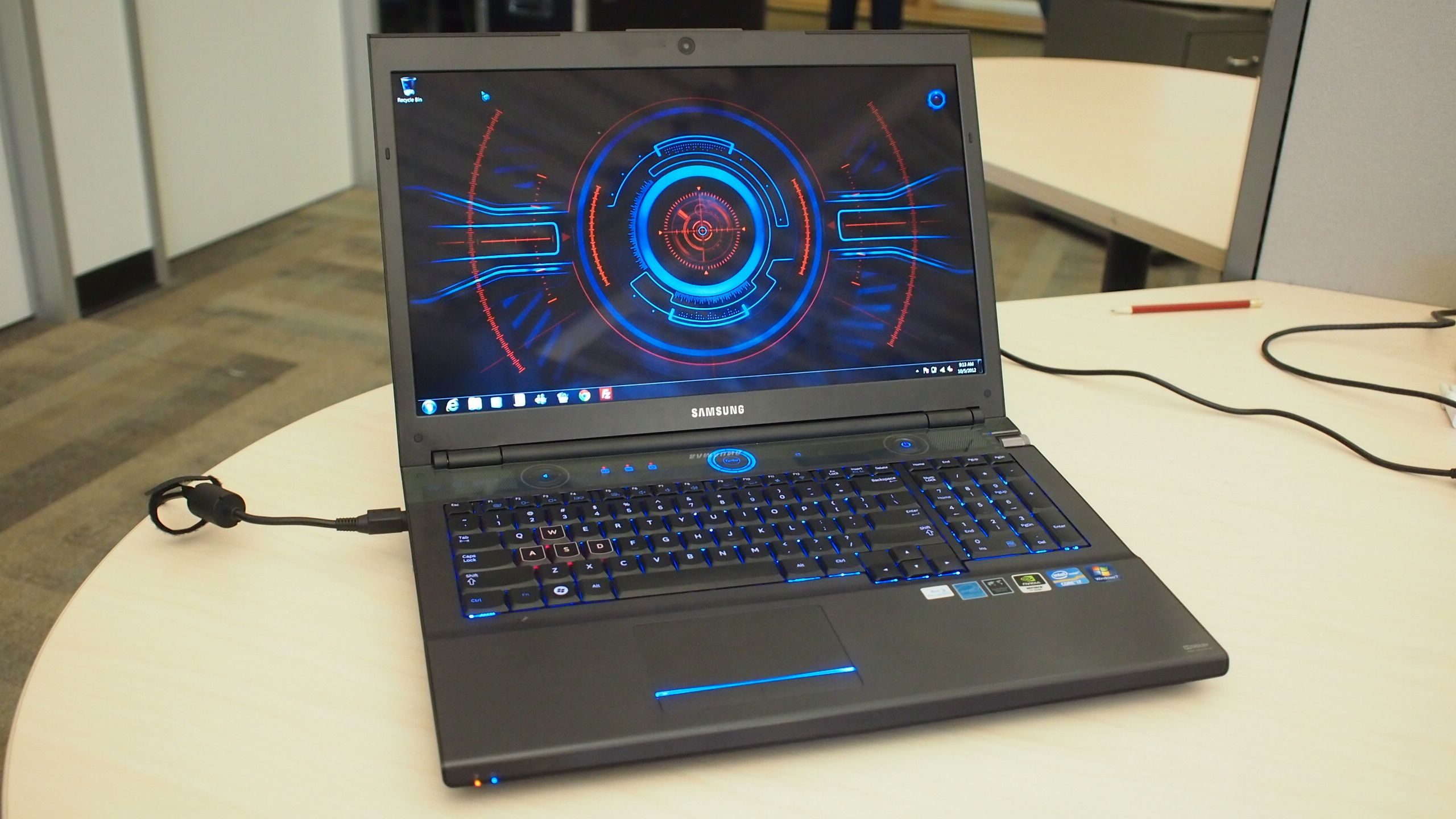 Samsung Series 7 Gamer Review Techradar