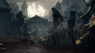 How to access Bloodborne The Old Hunters DLC expansion