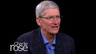 Tim Cook on the Charlie Rose Show