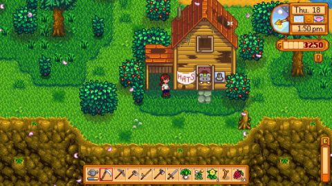 Stardew Valley review | PC Gamer
