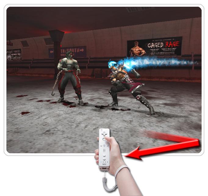 More Mortal Kombat: Armageddon mayhem on Wii   GamesRadar+