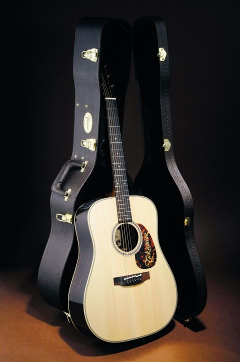 A truly gorgeous electro-acoustic!