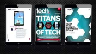 tech. issue 18 out now