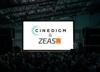 Cinedigm teams with Zeasn