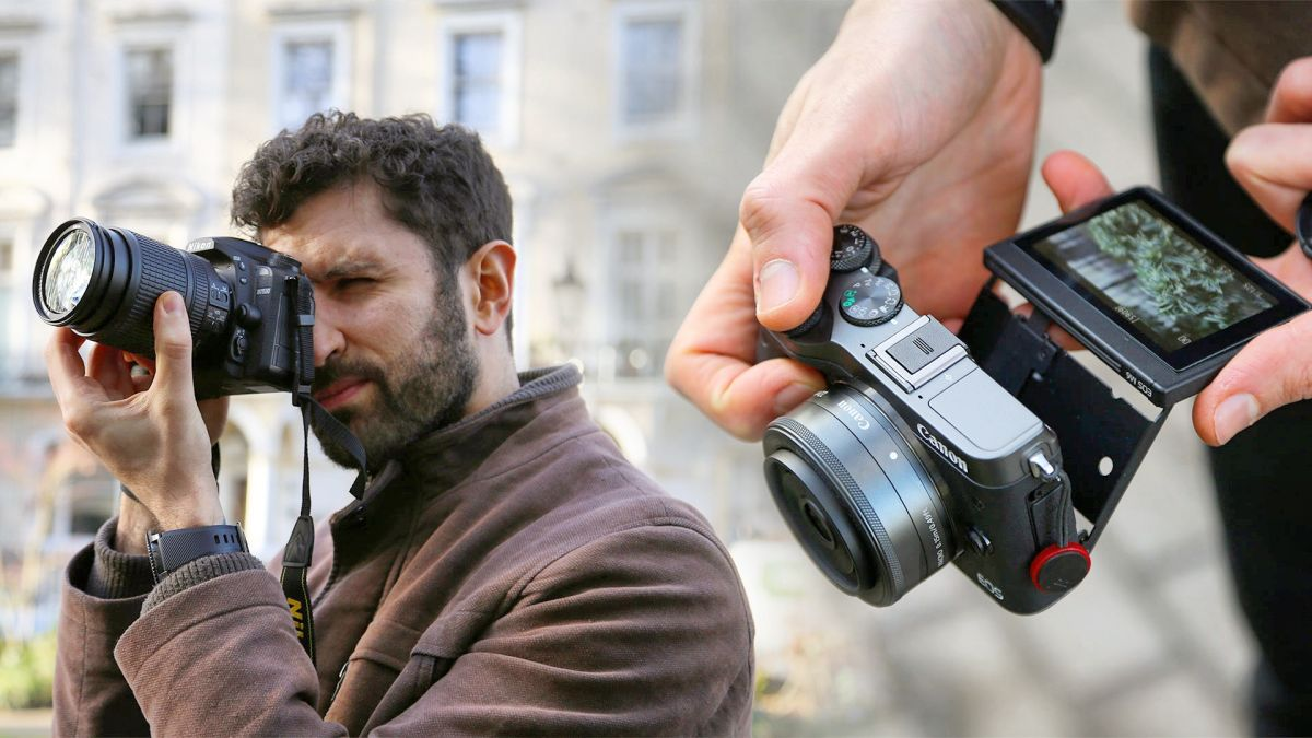 Mirrorless vs DSLR cameras: 10 key differences