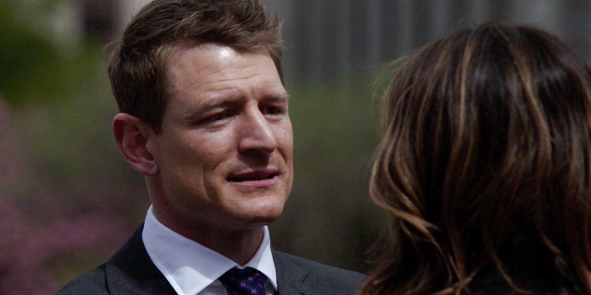 Philip Winchester on Law and Order: SVU