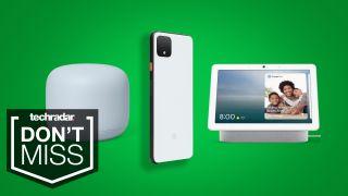 Don T Miss These Amazing Cyber Monday Google Deals Techradar