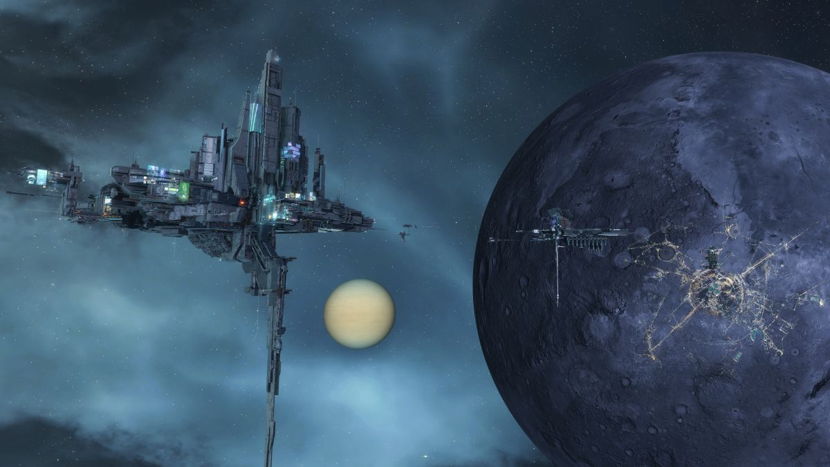 CCP wants to make EVE Online's galaxy a little less grey