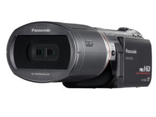 Panasonic's 3D camcorder