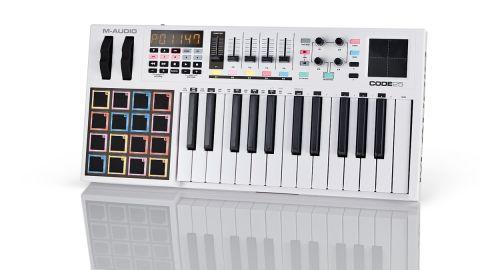 M-Audio Code Series 25-Key Controller review | MusicRadar