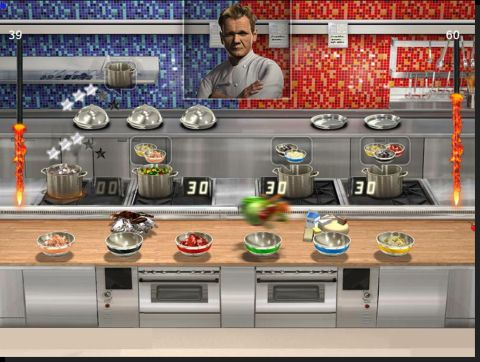 Hell S Kitchen The Game Review Gamesradar