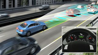 Bosch self-drive