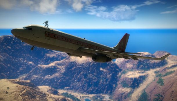 Just cause 2 multiplayer mod dev explains a new game mode shows customizable armies pc gamer - Just cause 2 pc console commands ...