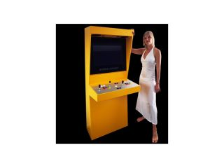 The Retro Space cabinet girls not included obviously