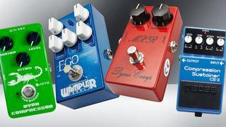 Guitar Pedals What Do I Need : compressor pedals what you need to know musicradar ~ Vivirlamusica.com Haus und Dekorationen