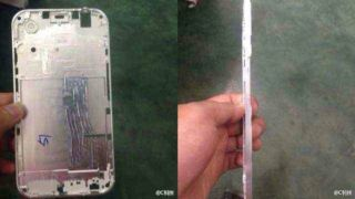 iPhone 6 image leak points towards super slim design