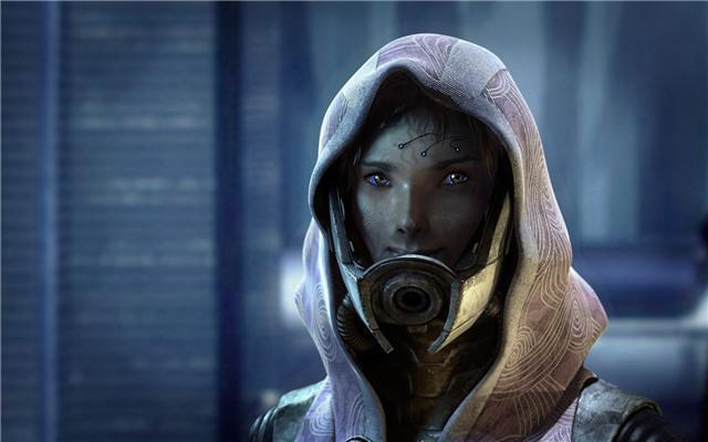 Mass effect 2 tali face