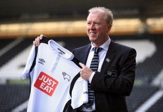 Steve McClaren Unveiling – iPro Stadium
