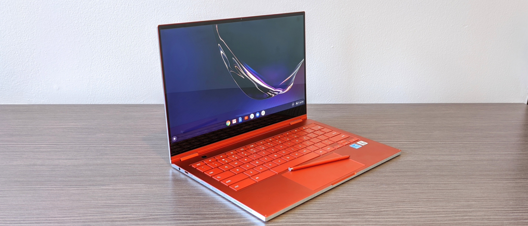 Samsung Galaxy Chromebook Review Laptop Mag