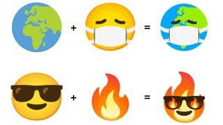 Android Emoji Kitchen