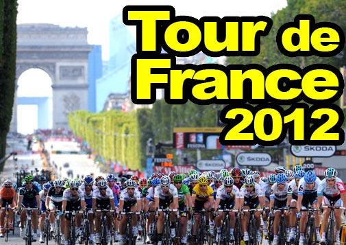 Tour de France 2012 logo