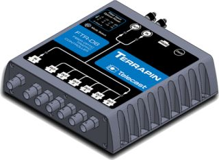 Telecast Fiber Systems Announces Terrapin