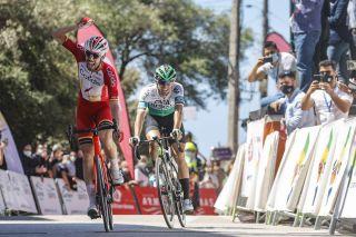 Jesus Herrada wins the Trofeo Serra Tramuntana