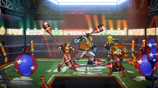 Streets of Rage 4's upcoming DLC.
