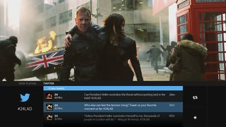 Xbox One Twitter OneGuide TV