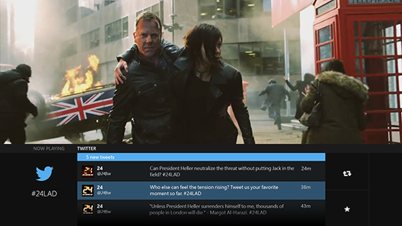 Xbox One to lap up 45 new apps before year's end, including Twitter