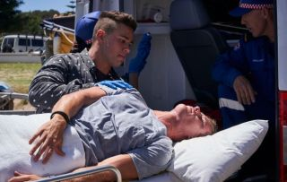 Home and Away spoilers: Will Hunter King survive a shock attack?