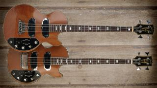 Check out the rare and wonderful Gibson Les Paul Triumph