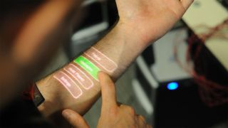 This self healing sensor could make electronic skin a reality